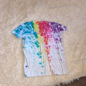 Madewell Women's Tie Dye Shirt